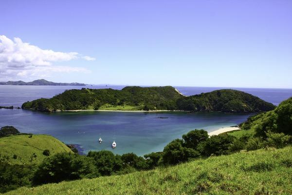 Ostrov Waiheke, Nový Zéland