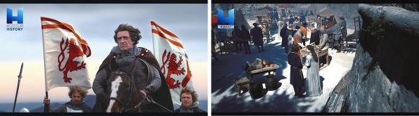 Zábery z nového chorvátskeho