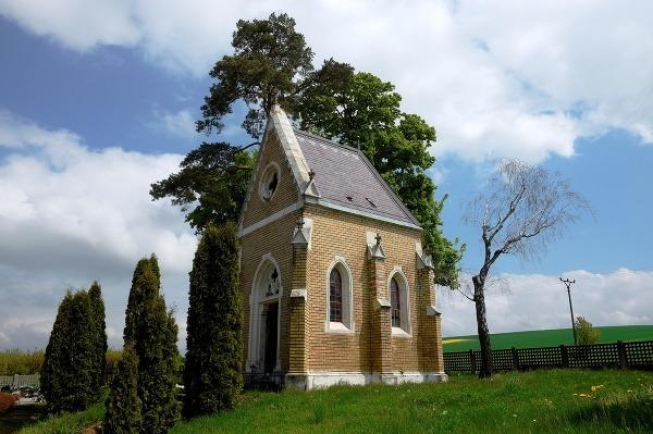 Pohrebná kaplnka rodu Schmitt