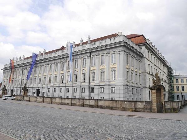 Palác v Ansbachu