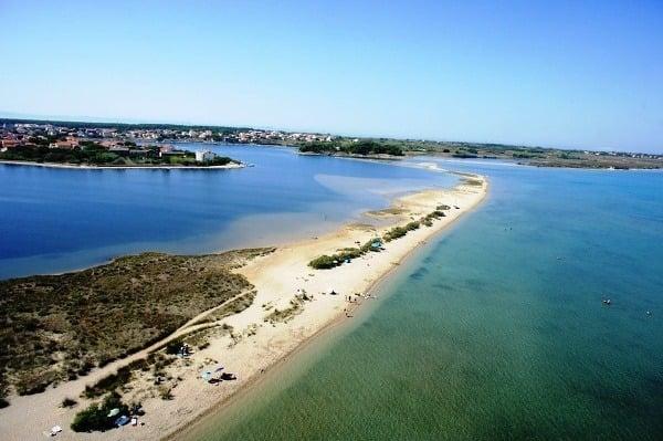 Kraljičina plaža (Nin neďaleko