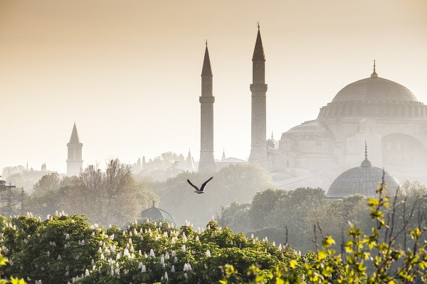 Turecký Istanbul. © Thinkstock