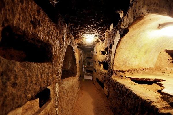 Domitiline katakomby