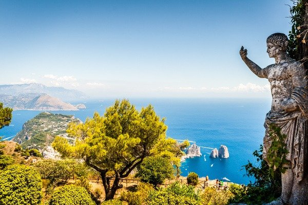 Capri, Taliansko