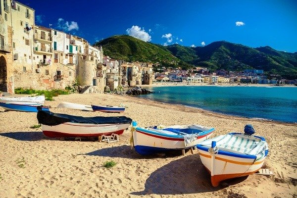 Sicília, Taliansko