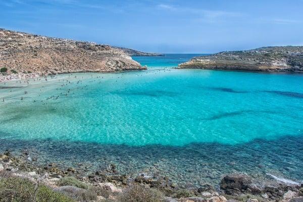 Lampedusa, Taliansko