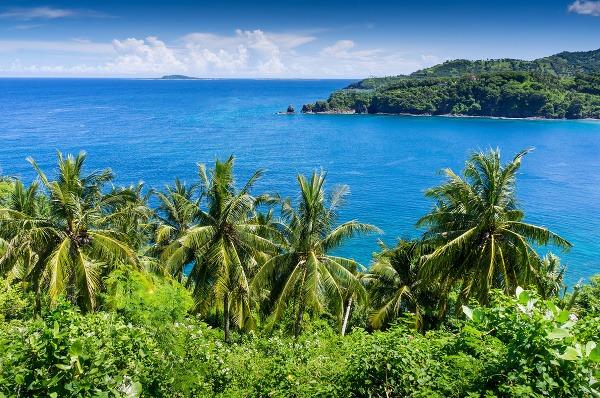 Ostrov Lombok, Indonézia