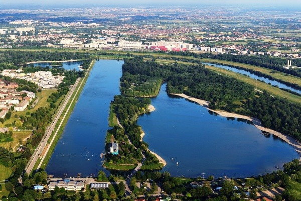 Jazero Jarun, Záhreb, Chorvátsko