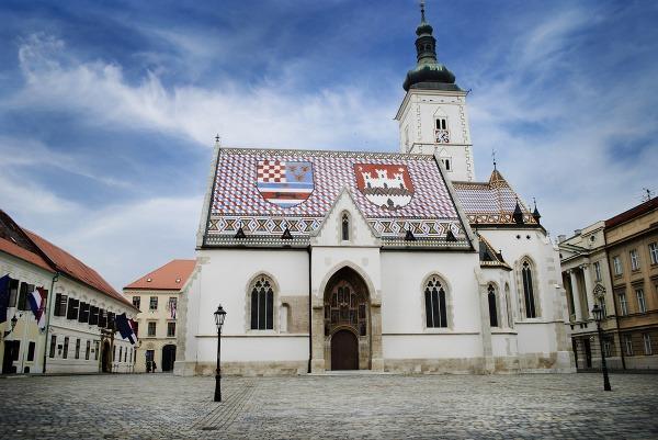 Kostol sv. Marka, Záhreb,