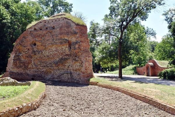 Historický mestský park v