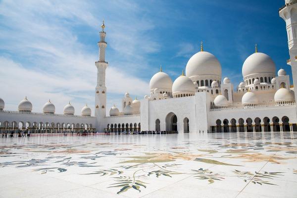 Veľká mešita šejka Zayeda,
