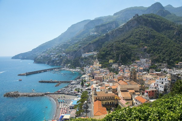 Amalfi,Taliansko