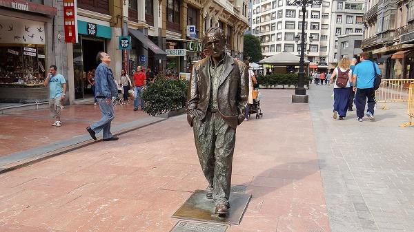 Umenie v uliciach: Oviedo