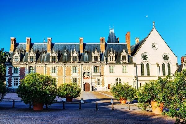 Zámok Blois, Francúzsko