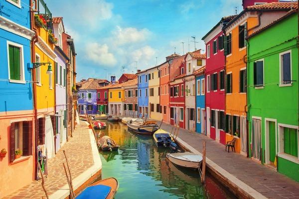 Burano, Taliansko