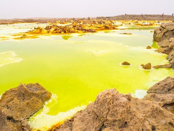 Dallol, Etiópia