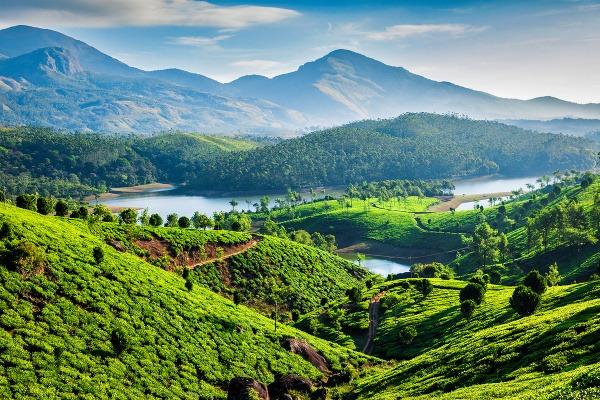 Severná Kerala, India