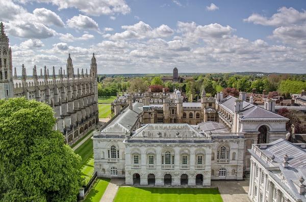 Cambridge, Anglicko