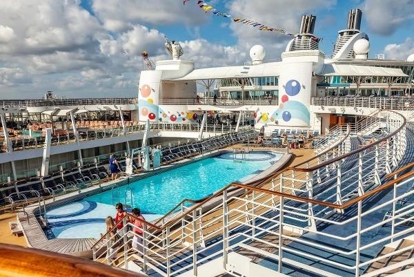 Prvýkrát na výletnej lodi: