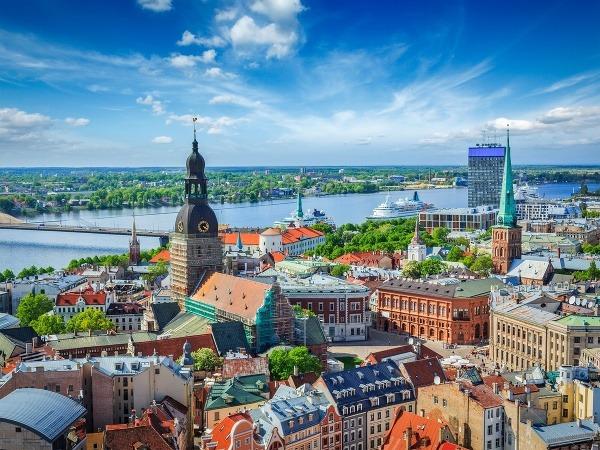 Riga, Lotyšsko