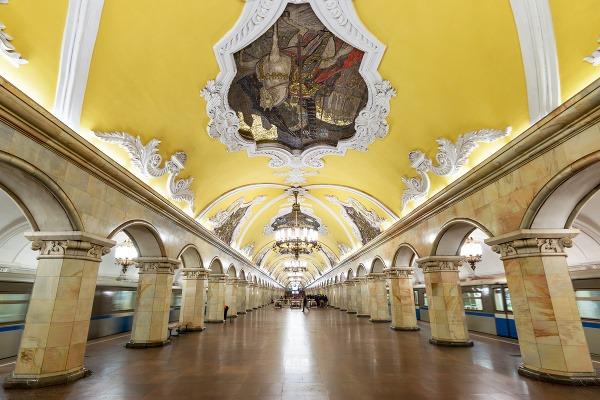 Moskovské metro