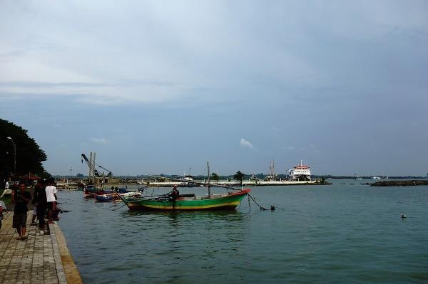 Prístav Jepara: Domov teakového