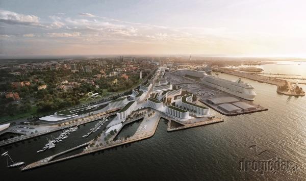 Prístav v Tallinne