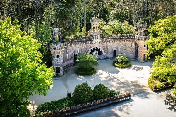 Quinta de Regaleira, Portugalsko