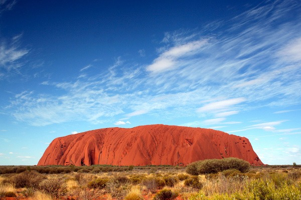 Uluru, Austrália