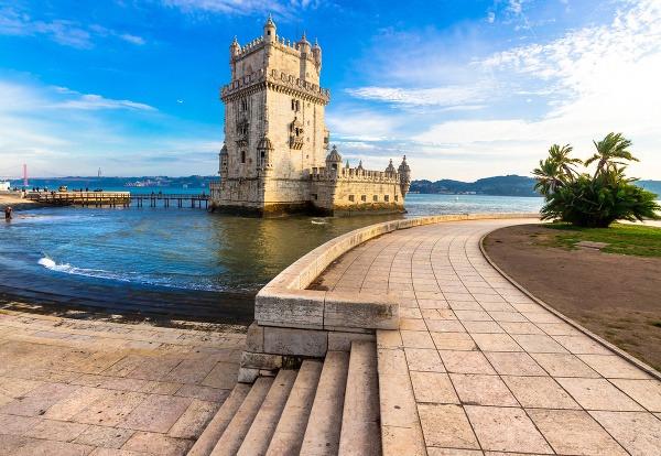 Torre de Belém, Lisabon,