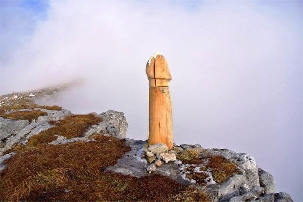 FOTO Pikantná atrakcia rakúskych