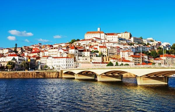 Coimbra, Portugalsko