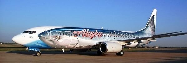 Foto: Alaska Airlines