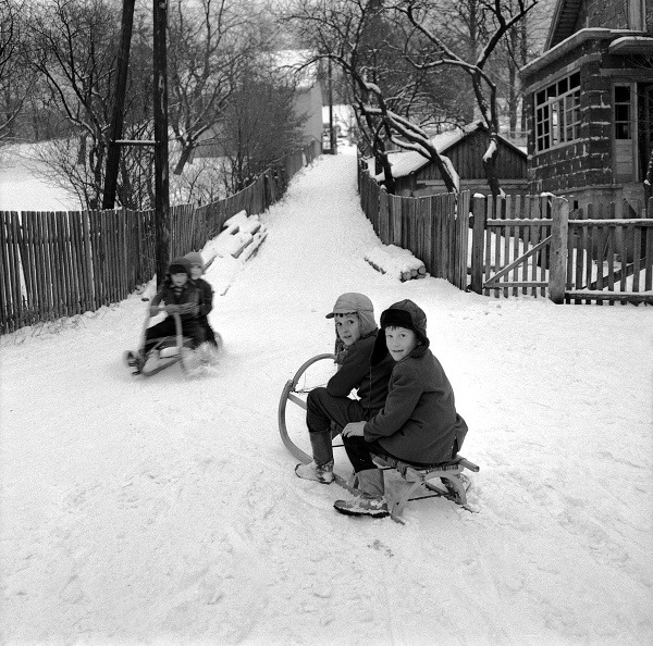 Zima nášho detstva: Zaspomínajte