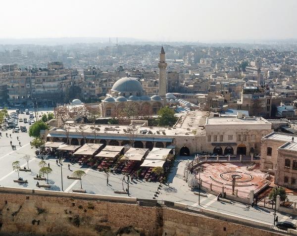 Sýrske Aleppo. © Thinkstock