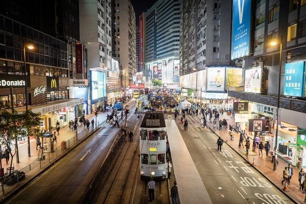 Causeway Bay. Foto: Wikimedia