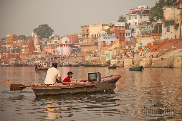 Váránasí, India
