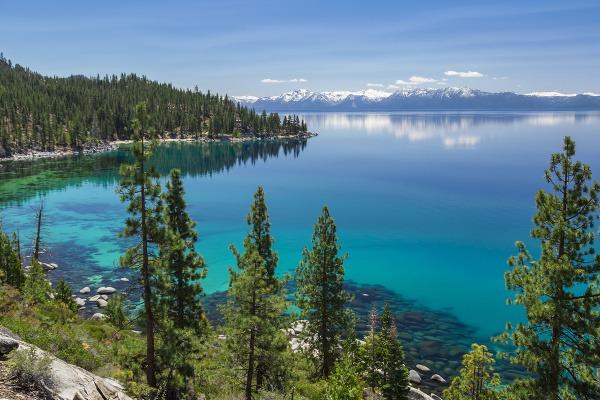 Tahoe, Sierra Nevada, USA