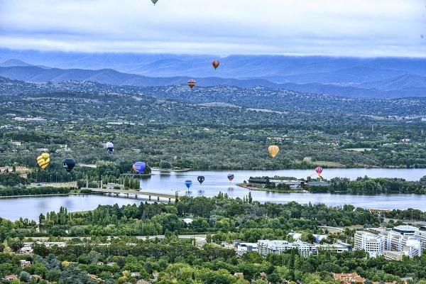 Canberra, Austrália