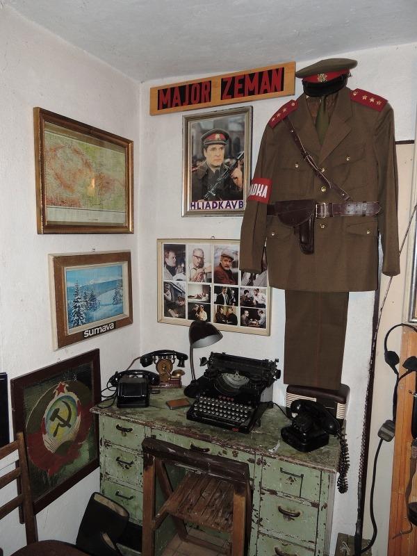 Múzeum v obci Lovčica: