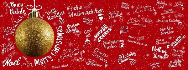 Hyvää joulua, rõõmsaid Jõulupühi!