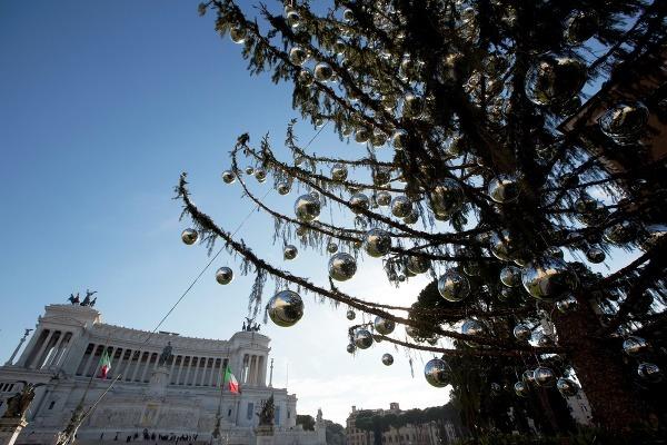 Metla roka: Vianočnému stromčeku