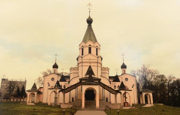 Pravoslávny chrám sv. Alexandra