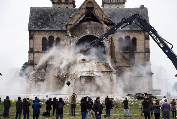 Kostol v Immerathe je