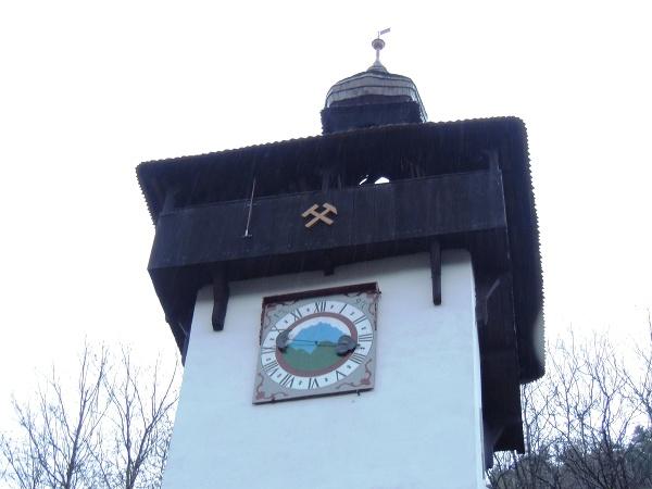 Zrekonštruované klopačka v Hodruši