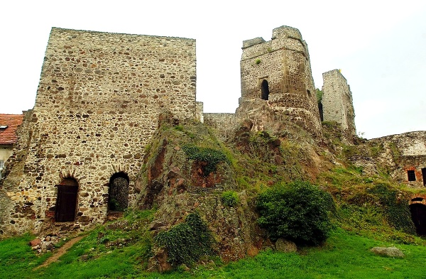 Levický hrad