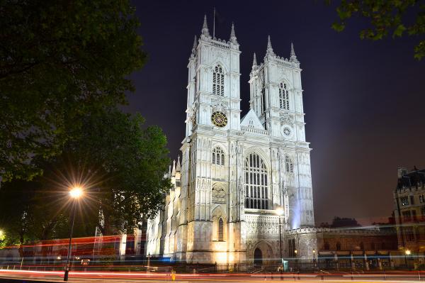 Westminsterské opátstvo