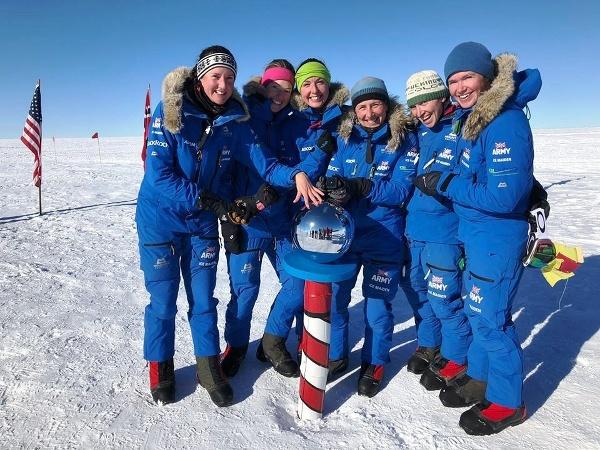 Antarktídu pokorila prvá čisto