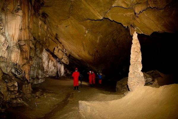 Jaskyňa Baengyong, Južná Kórea