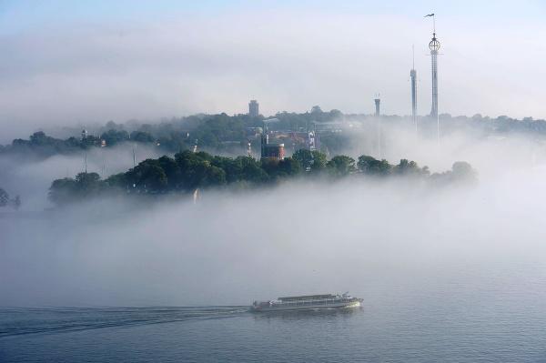 Štokholm, Švédsko